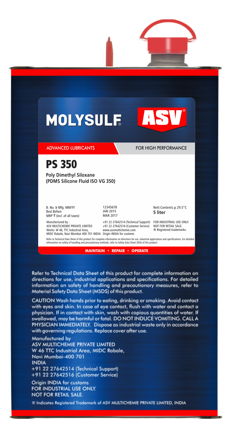 PS Series  Silicone Fluids